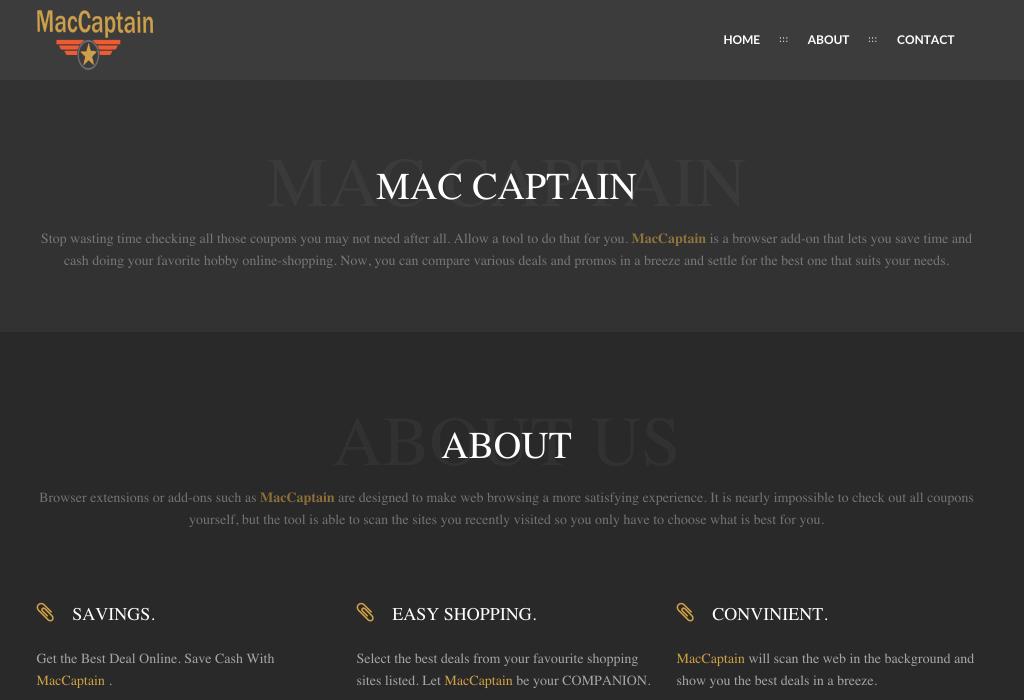 MacCaptain